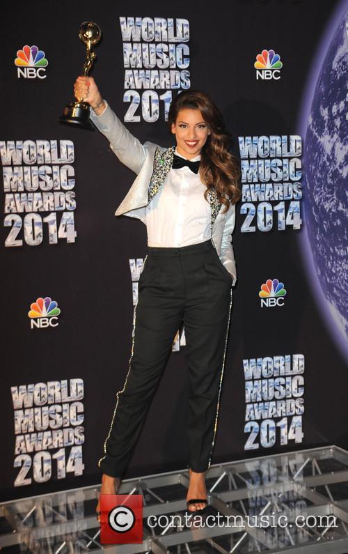 The 2014 World Music Awards - Press Room
