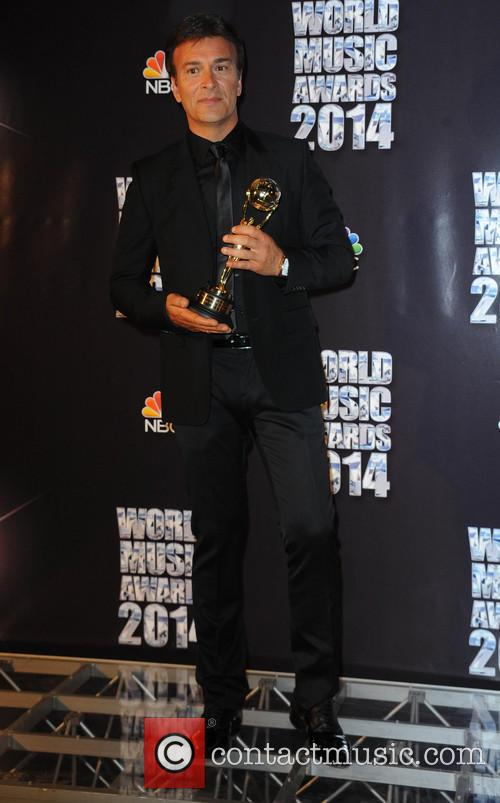 The 2014 World Music Awards - Press Room