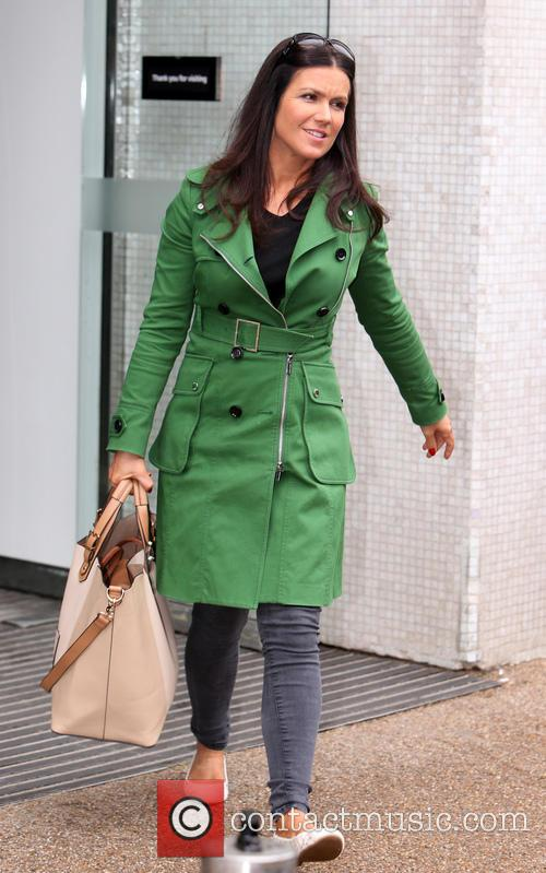Susanna Reid - Celebrities at the ITV studios | 10 Pictures