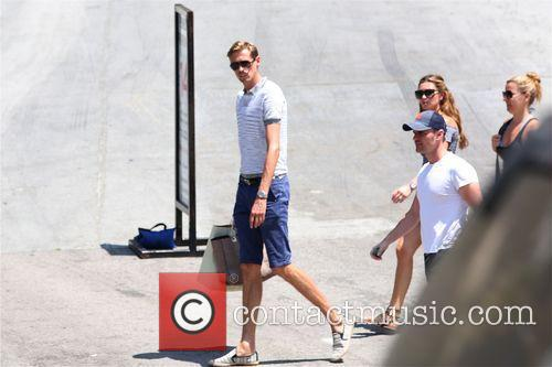 Peter Crouch and Abbey Clancy 14