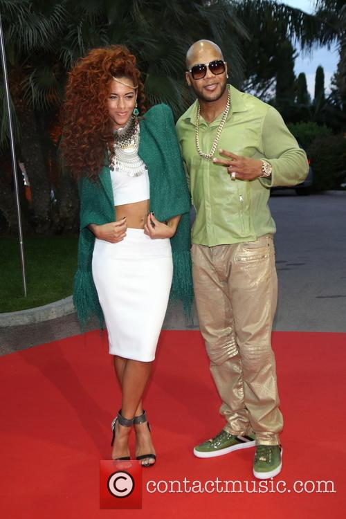Flo-rida and Natalie De Rose 4
