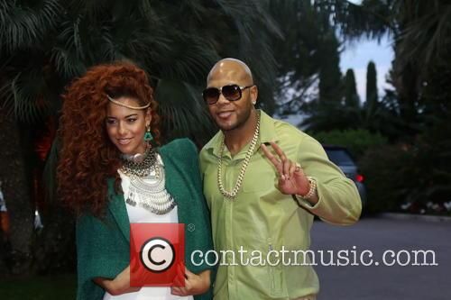 Flo-rida and Natalie De Rose 5