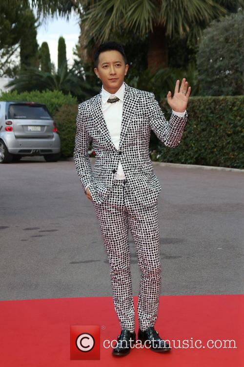 han geng the 2014 world music awards 4217080