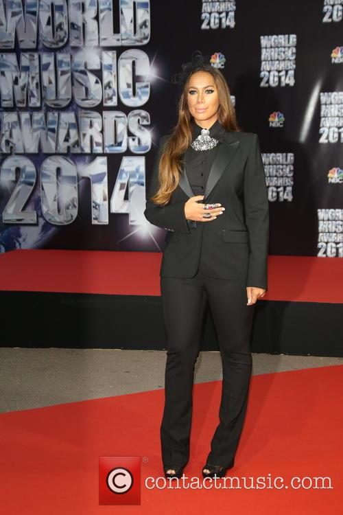 leona lewis the 2014 world music awards 4217128