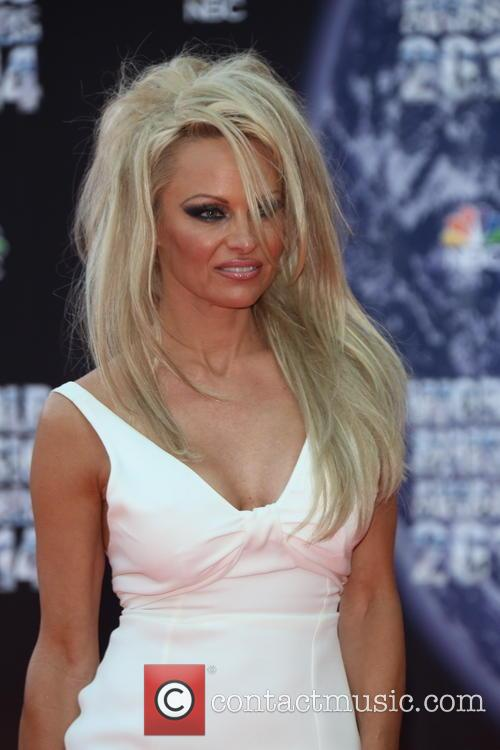 pamela anderson the 2014 world music awards 4217091