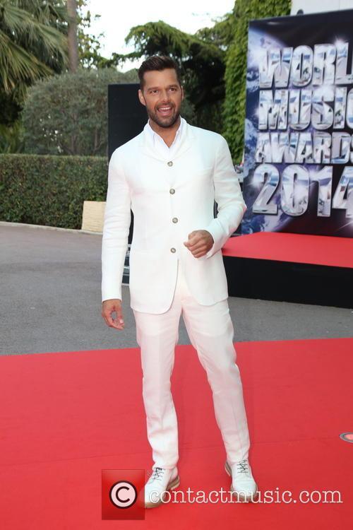 ricky martin the 2014 world music awards 4217113