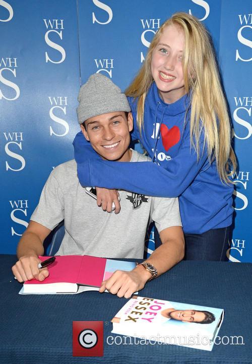 Joey Essex 'Being Reem' book signing