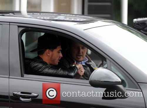Mario Falcone picks up new car