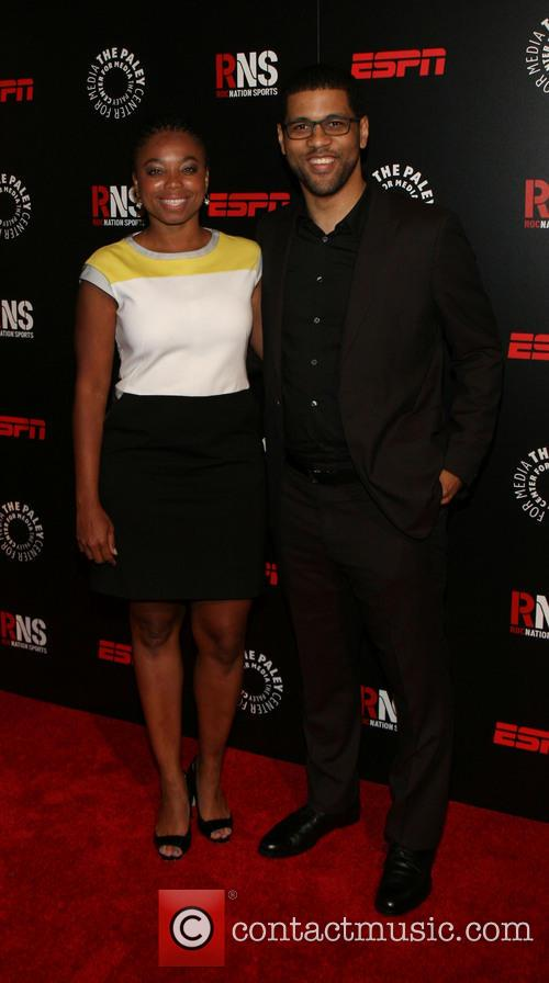 Michael Smith Espn Wife Pin Jemele Hill Of Esp...