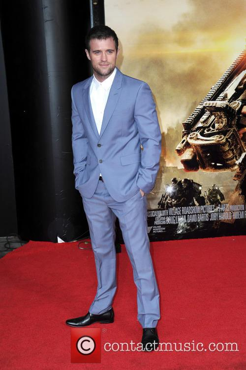The world premiere of 'The Edge Of Tomorrow'