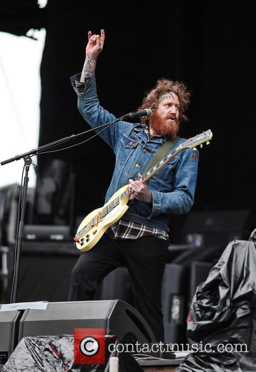 Mastodon and Trent Hinds 3