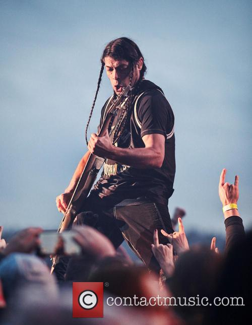 Metallica and Robert Trujillo 5