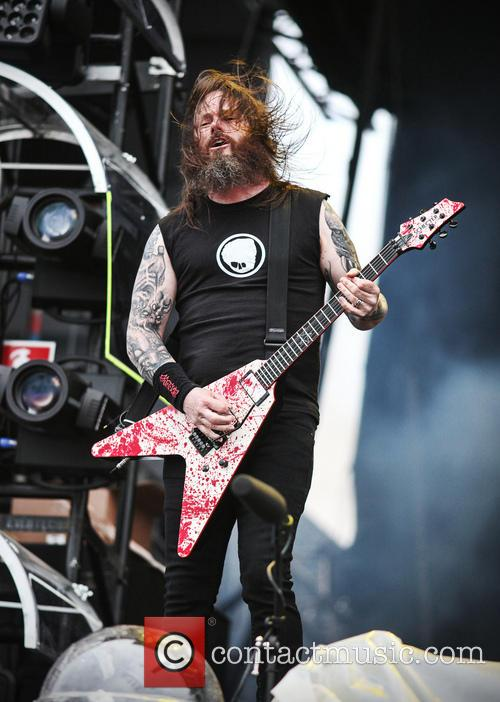Slayer and Gary Holt 2