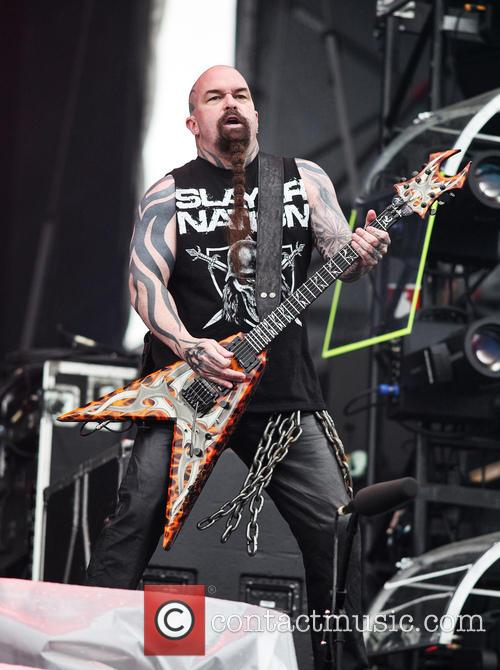 Slayer and Kerry King 1