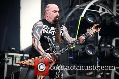 Slayer and Kerry King 3