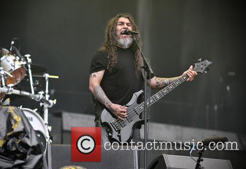 Slayer and Tom Araya