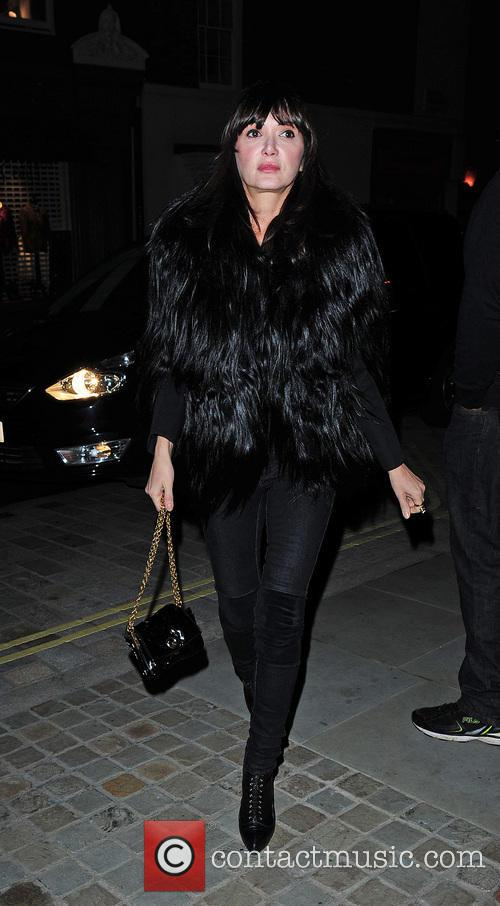 annabelle nielson celebrities at chiltern firehouse 4219156