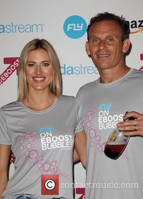 Jillian Michaels, Kristen Taekman and Josh Taekman 8
