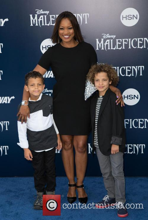 Jax Nilon, Garcelle Beauvais and Jaid Nilon 11