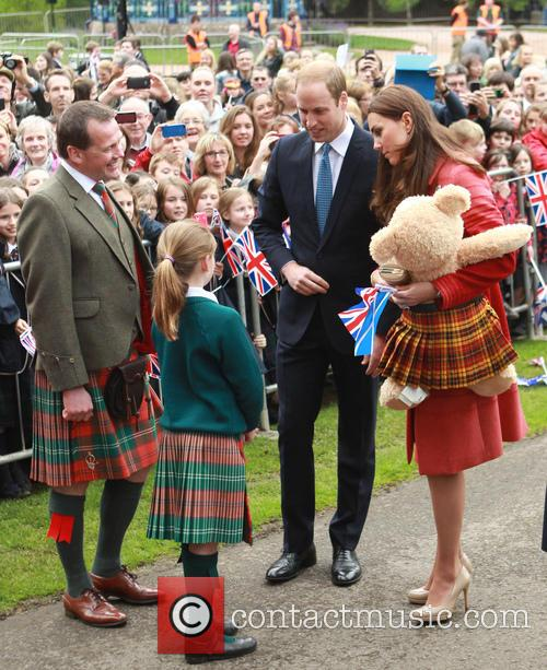Prince William, Duke Of Cambridge, Catherine, Duchess Of Cambridge and Kate Middleton 9