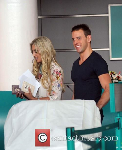 Rosanna Davison and Wesley Quirke 4