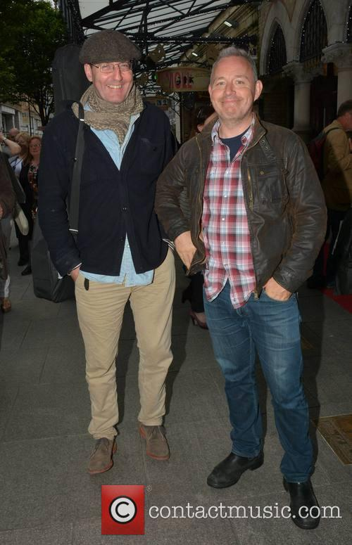 David Mcsavage and Damien O'donnell