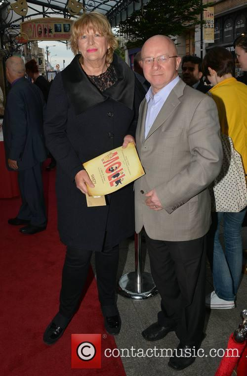 Pat Moynan and Peter Sheridan