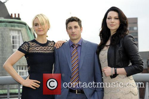 Taylor Schilling, Jason Biggs and Laura Prepon 9