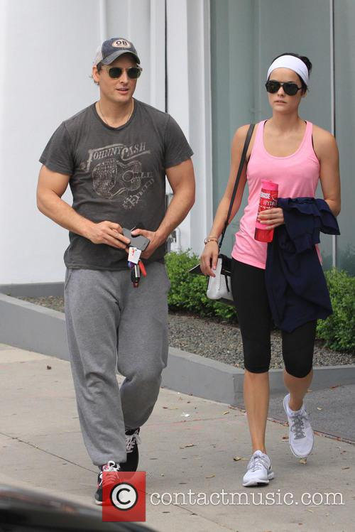 Peter Facinelli and Jaimie Alexander 8