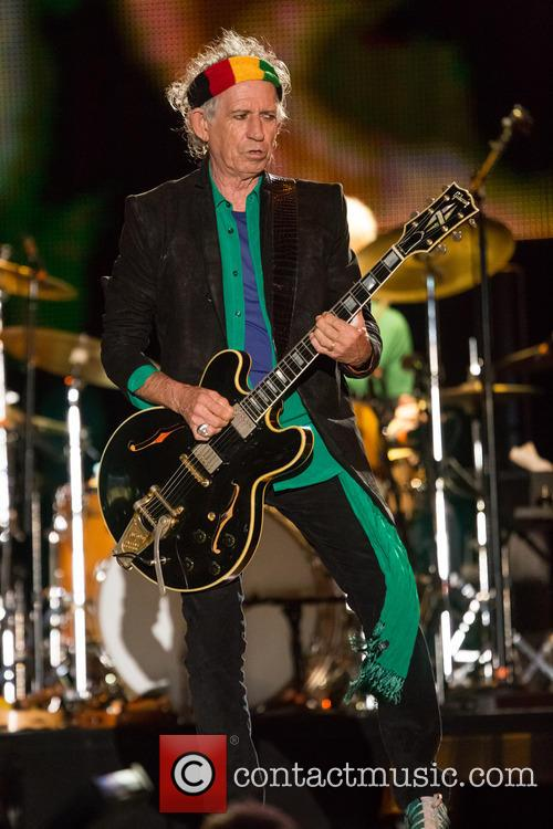 The Rolling Stones, Keith Richards, Parque da Bela Vista