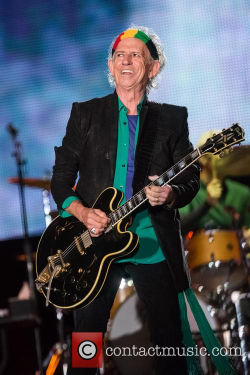The Rolling Stones and Keith Richards 1