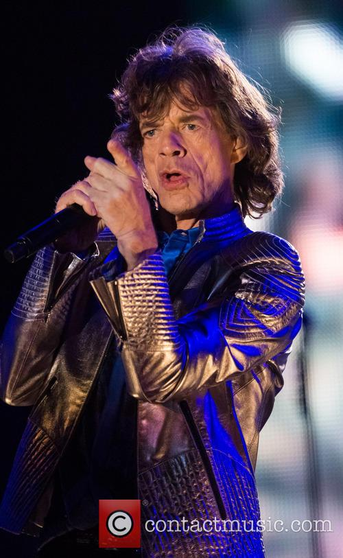 Mick Jagger Rock In Rio