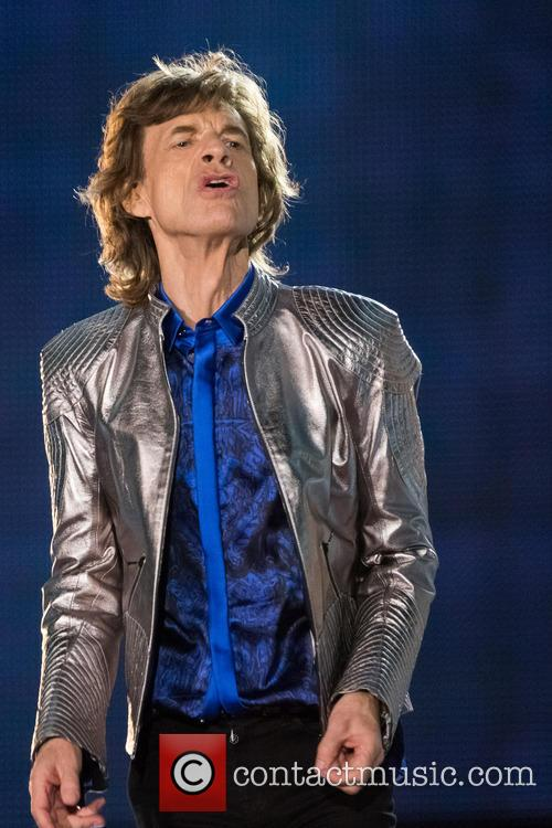 Mick Jagger At Rock In Rio