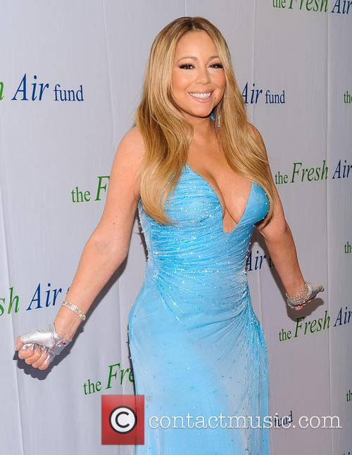 Mariah Carey Attends The Fresh Air Fund