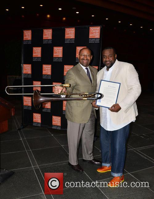 Mayor Michael Nutter and Jeff Bradshaw 1