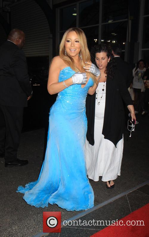 mariah carey 2014 fresh air fund gala 4220861