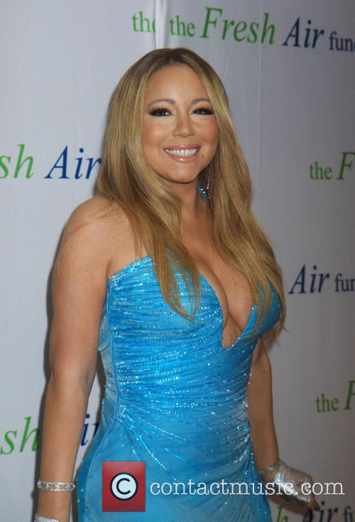 mariah carey 2014 fresh air fund gala 4220863