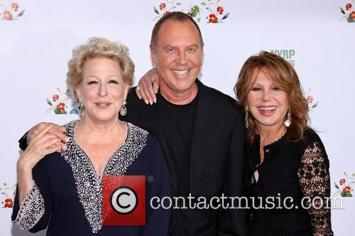 Bette Midler, Michael Kors and Marlo Thomas 4