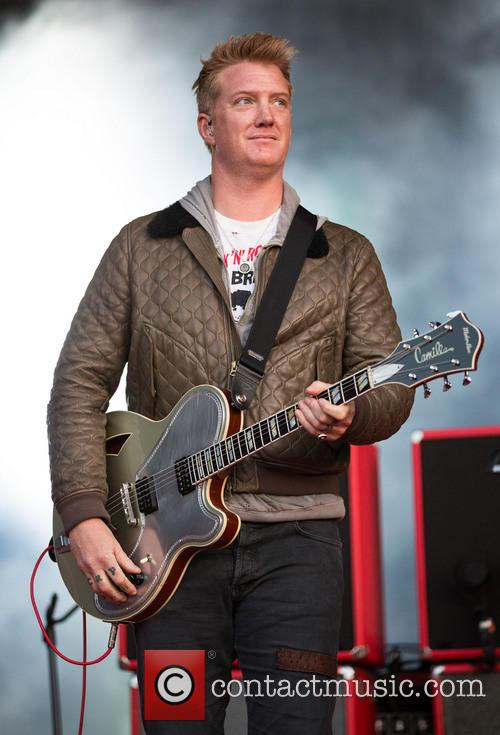 Queens Of The Stone Age and Joshua Homme 2