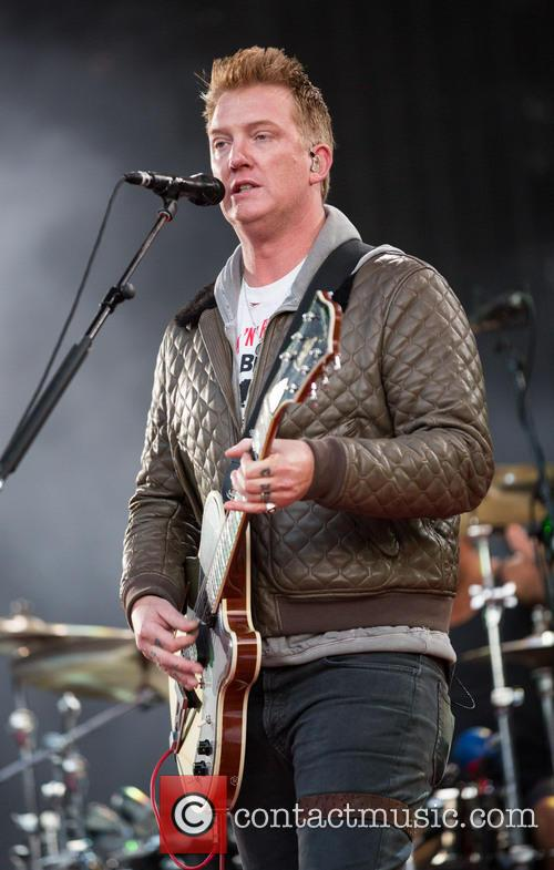 Queens Of The Stone Age and Joshua Homme 3