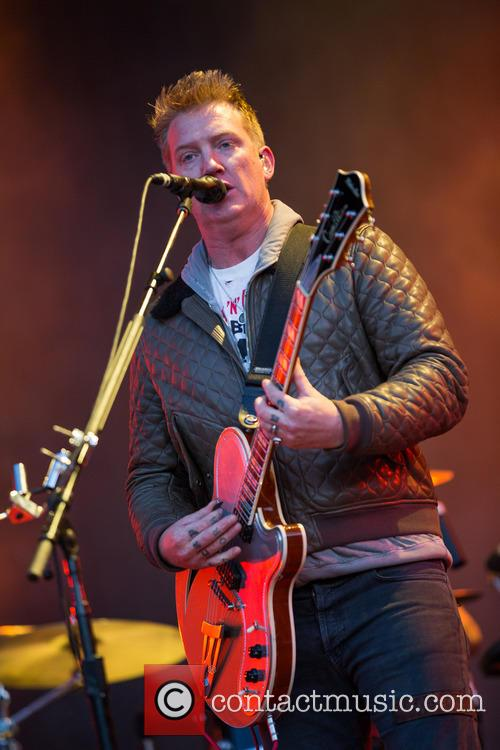 Queens Of The Stone Age and Joshua Homme 1