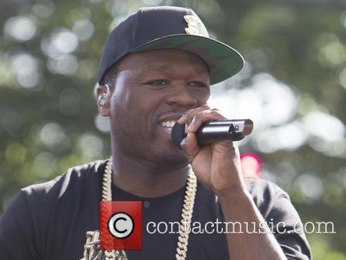 50 Cent Performs Live
