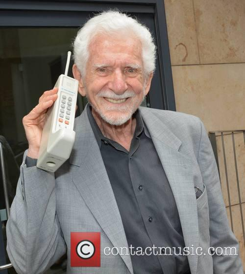 Martin Cooper leaves the Today FM studios