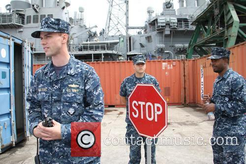 Bulgaria US warship Vella Gulf