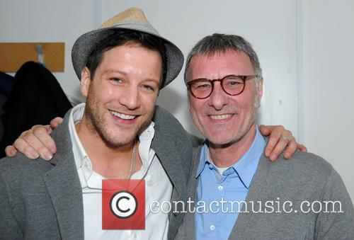 Matt Cardle and Steve Harley 4