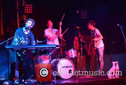 Smallpools performs at Revolution Live