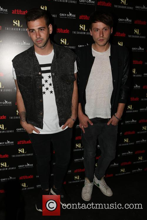 jay camilleri celebrities attend the relaunch of 4221740