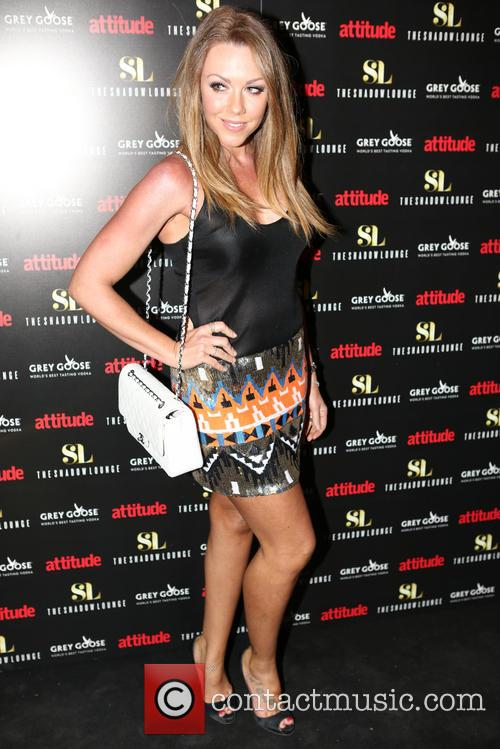 Celebrities attend the relaunch of The Shadow Lounge...
