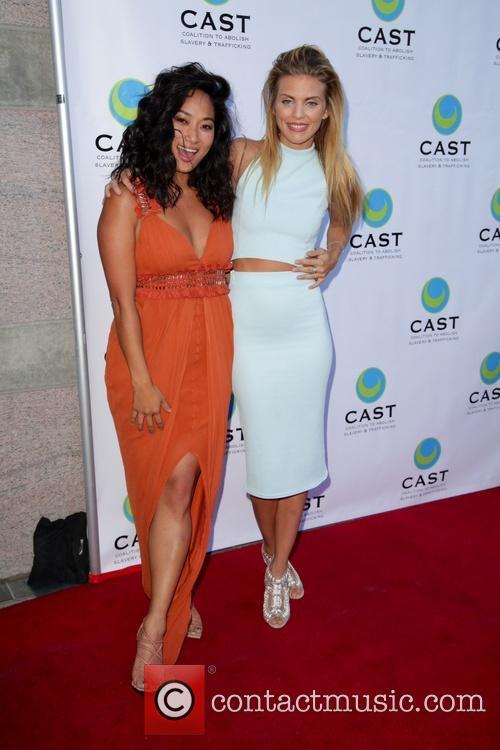 Chloe Flower and Annalynne Mccord 10