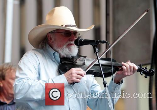 Charlie Daniels performs live on Fox and Friends